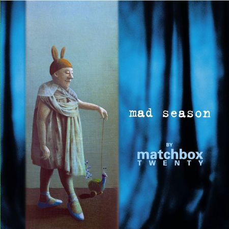 Mad Season - Cover Art