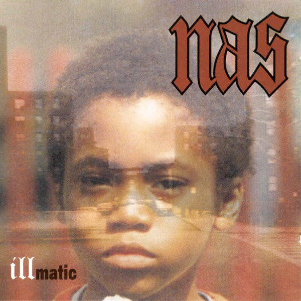 Illmatic - Cover Art