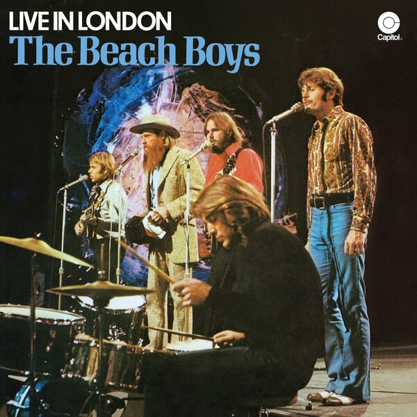 Beach Boys '69 (Live In London) - Cover Art