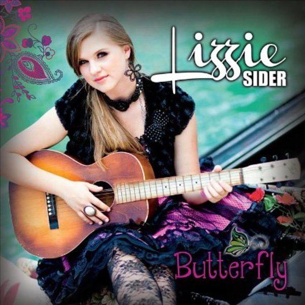 Butterfly - Cover Art