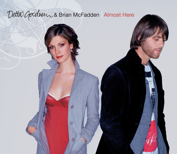 Almost Here with Brian McFadden (2005) - Cover Art