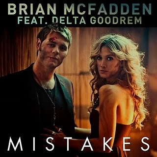 Mistakes with Brian McFadden (2010) - Cover Art