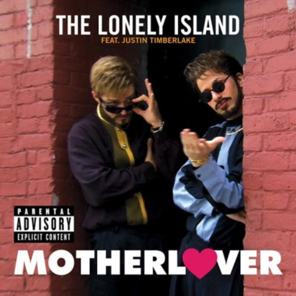 The Lonely Island - Motherlover - Cover Art