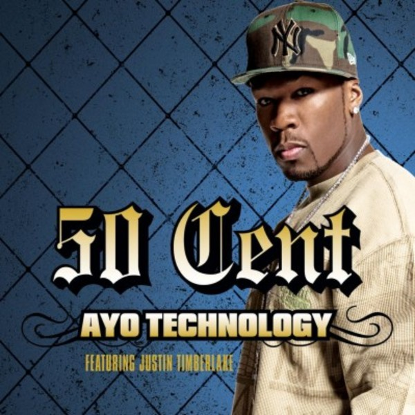 50 CENT – AYO TECHNOLOGY - Cover Art