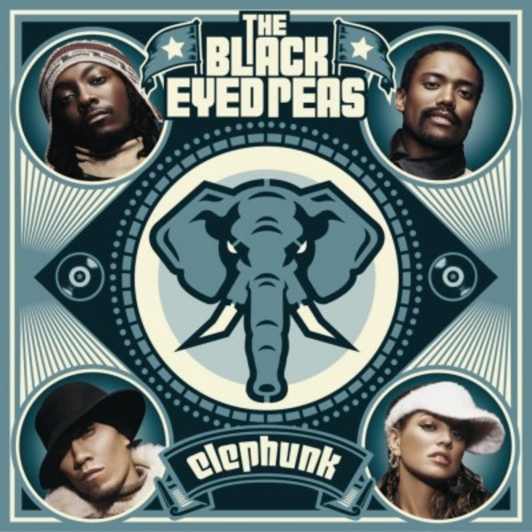 The Black Eyed Peas - Elephunk - Cover Art
