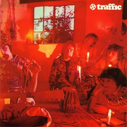Traffic: Mr. Fantasy - Cover Art