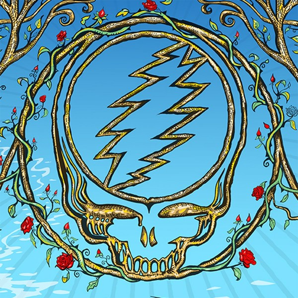 Lockn' Festival, Arrington, VA Show 2 - Cover Art