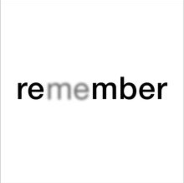 Remember Me - Cover Art