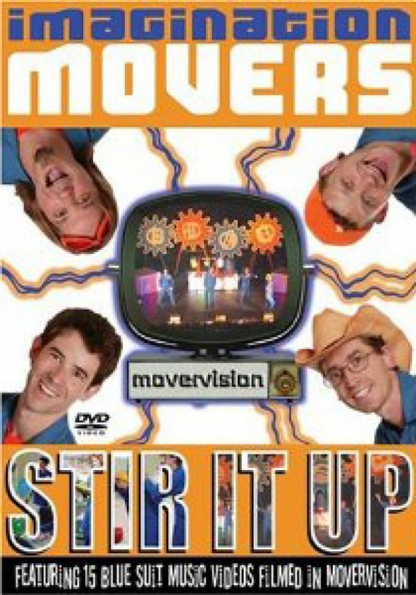 Stir It Up DVD - Cover Art