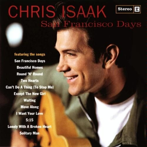 San Francisco Days - Cover Art
