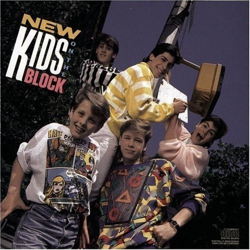 New Kids on the Block - Cover Art