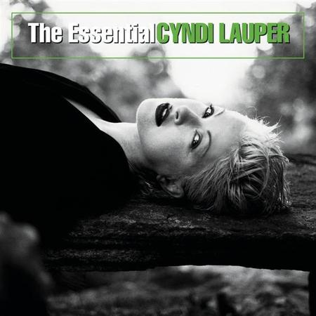 The Essential Cyndi Lauper - Cover Art