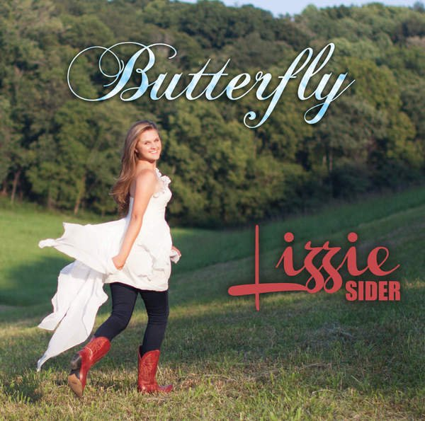 Butterfly (Single) - Cover Art