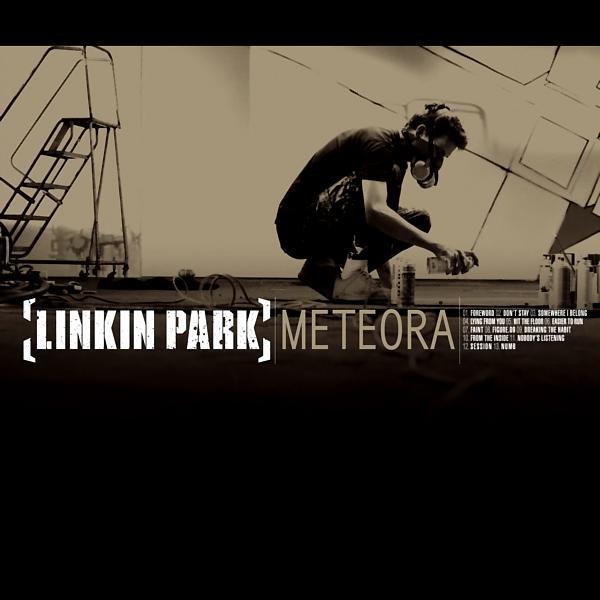 Meteora - Cover Art