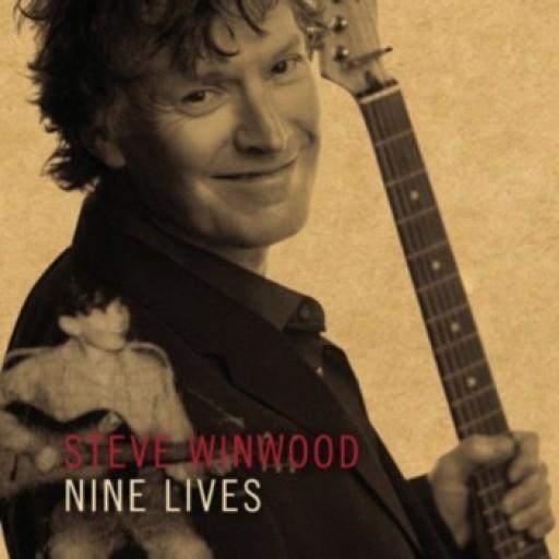 Steve Winwood: Nine Lives - Cover Art