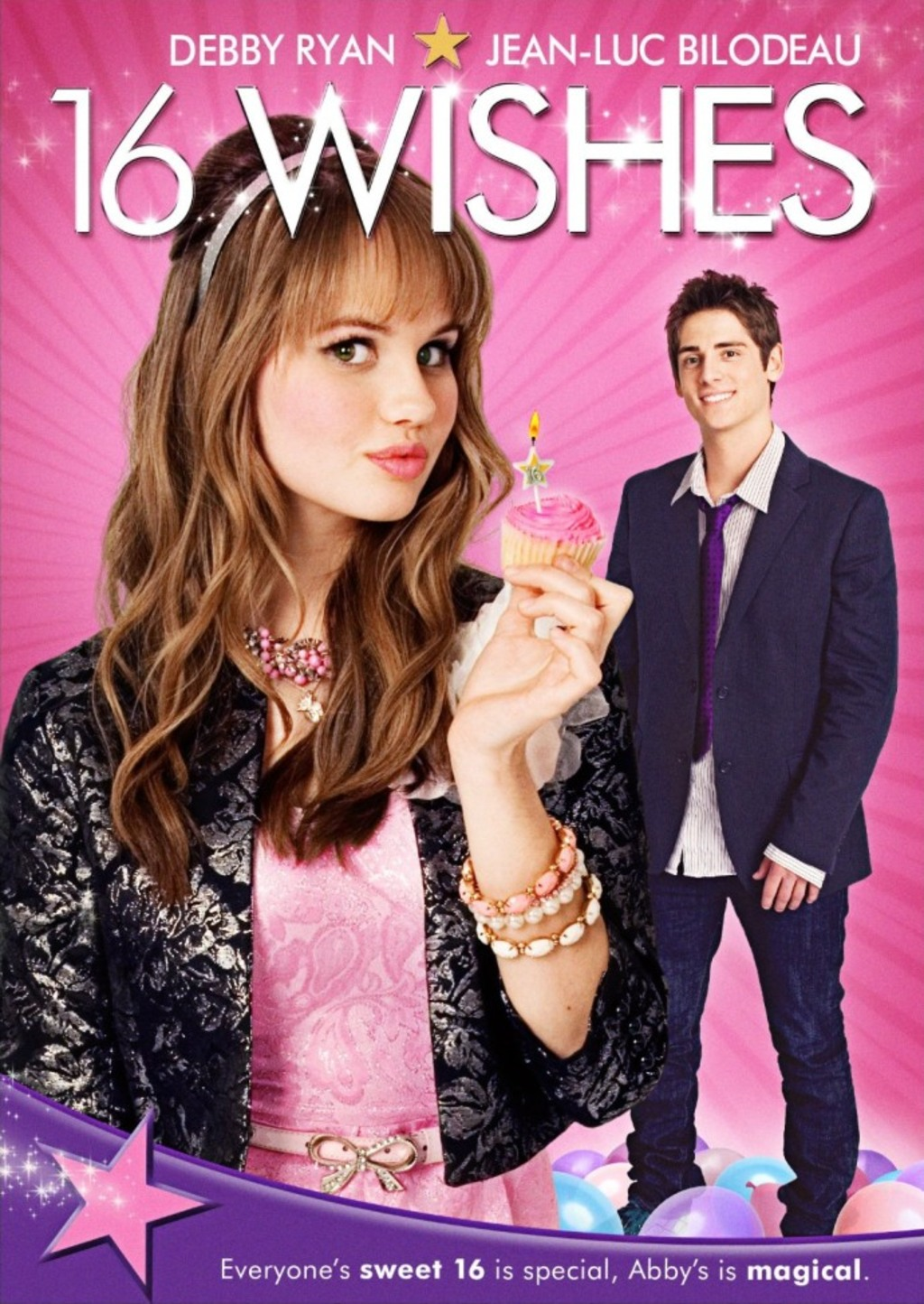 16 Wishes - Cover Art