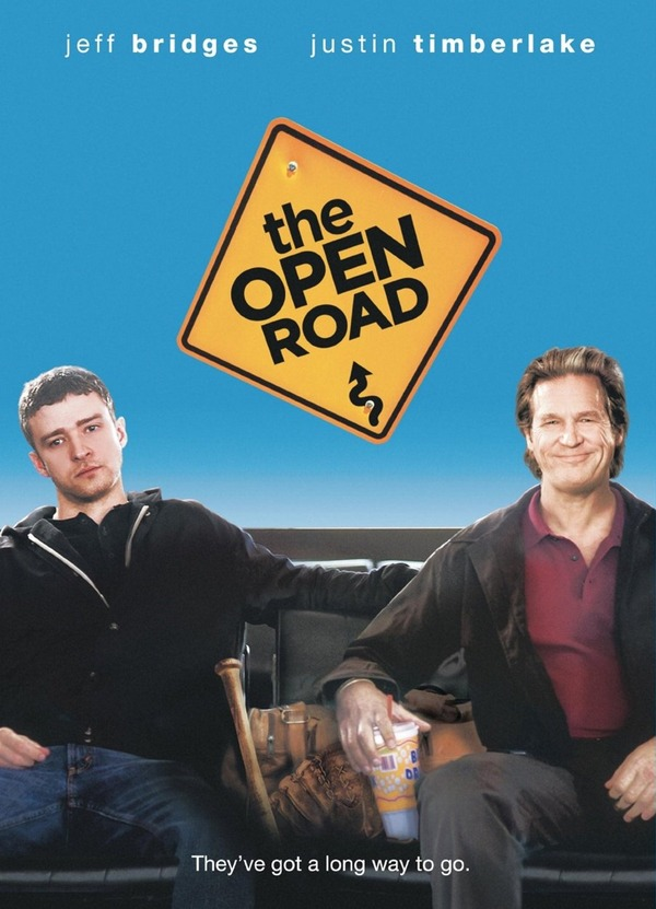 The Open Road - Cover Art