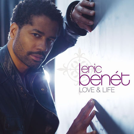Eric Benet Love & Life - Cover Art