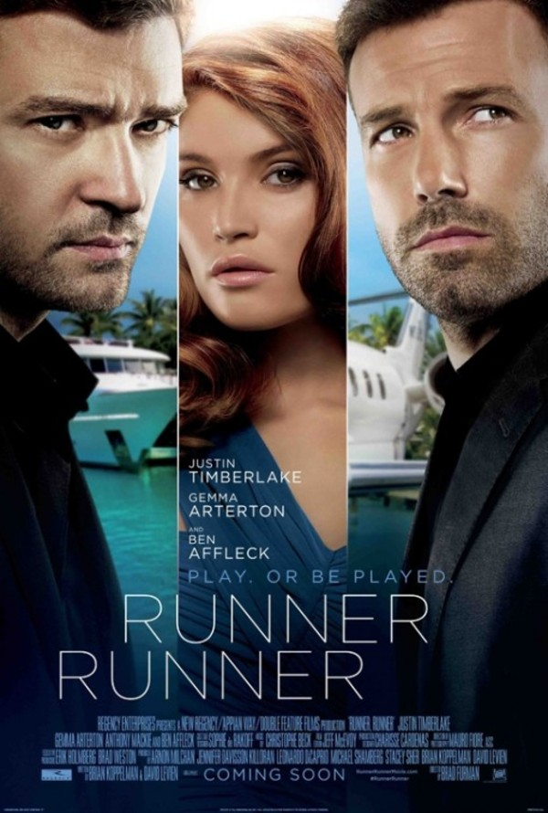 Runner Runner - Cover Art