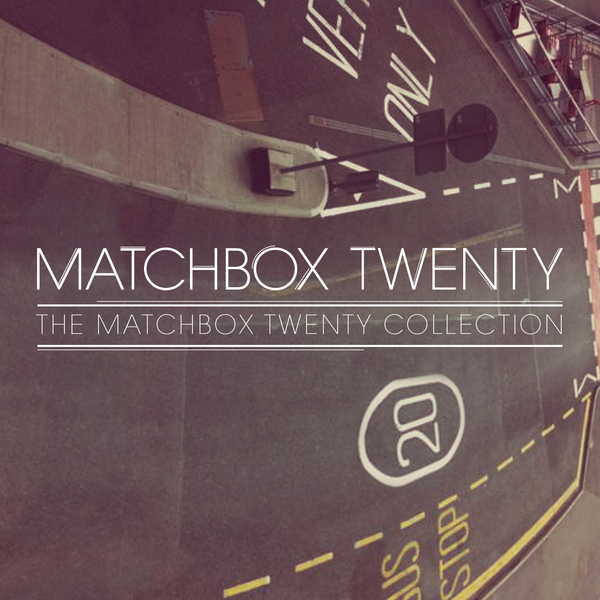 The Matchbox Twenty Collection - Cover Art