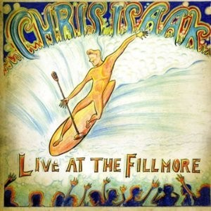 Chris Isaak Live at The Fillmore - Cover Art