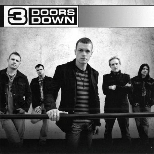 3 Doors Down (Bonus Track Version) - Cover Art