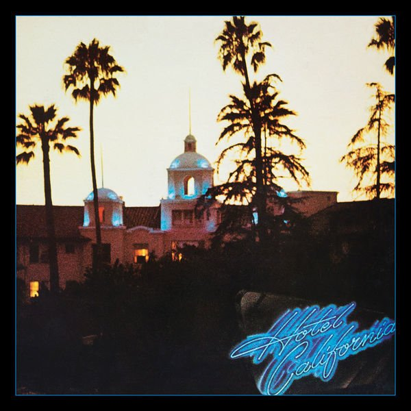 Hotel California (40th Anniversary Expanded Edition) - Cover Art