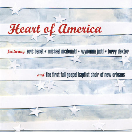 Eric Benet Heart of America - Single - Cover Art