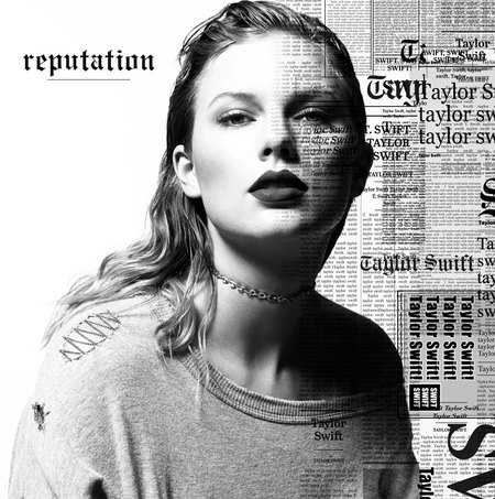 reputation - Cover Art