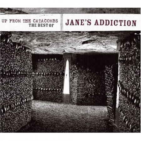 Up From the Catacombs: Best of Jane's Addiction - Cover Art