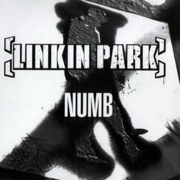 Numb (Version 1) - Cover Art