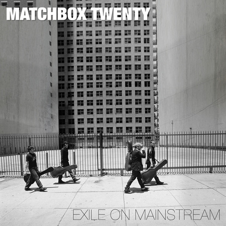 Exile On Mainstream - Cover Art