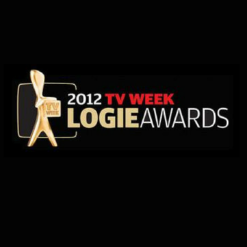 """Sitting on Top of the World"" at the Logie Awards (2012) - Cover Art"