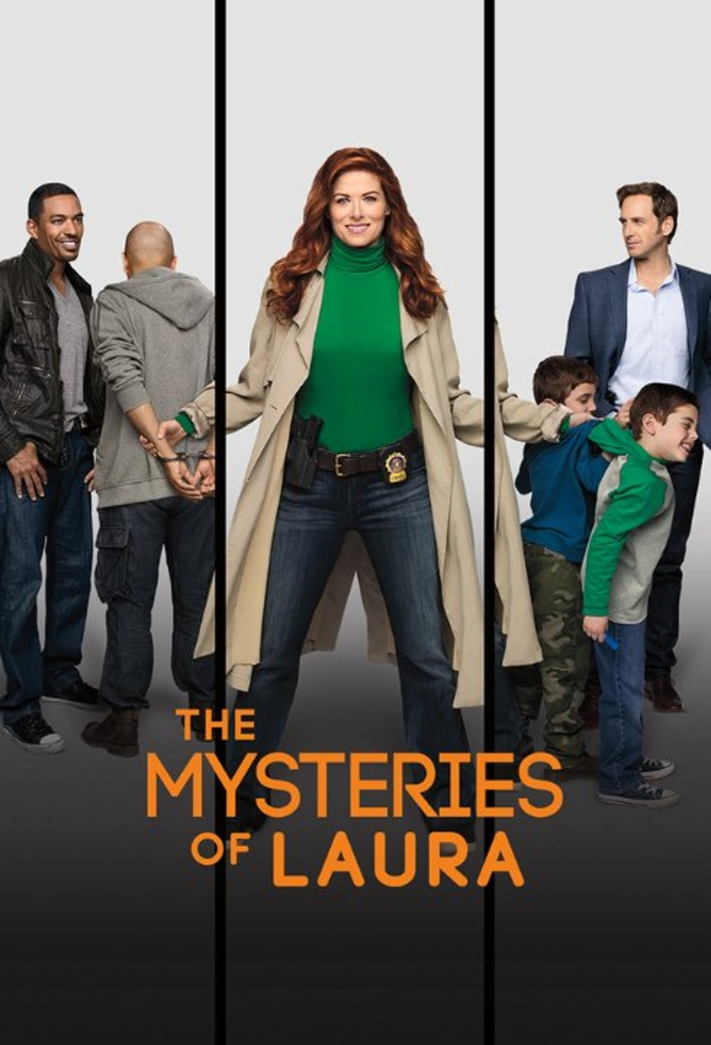 The Mysteries of Laura - Cover Art