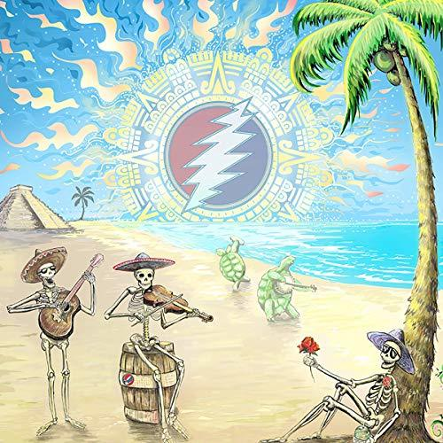 Playing In The Sand, Riviera Maya Show 1 - Cover Art