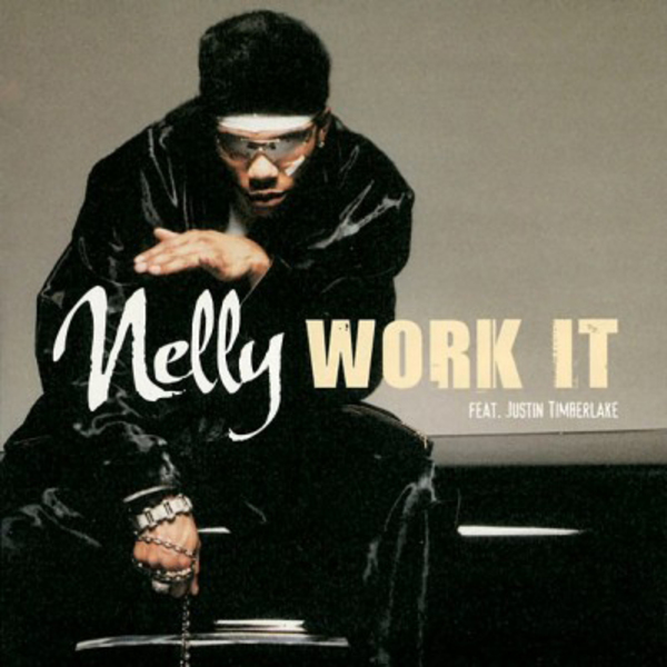 Nelly - Work It - Cover Art