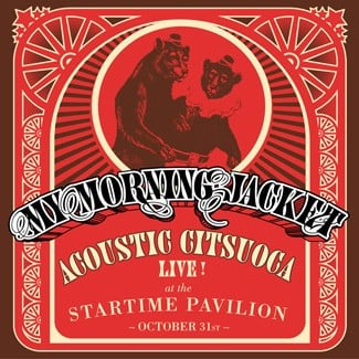 Acoustic Citsuoca (Live) - EP - Cover Art