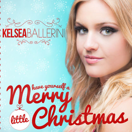 Have Yourself a Merry Little Christmas - Single - Cover Art
