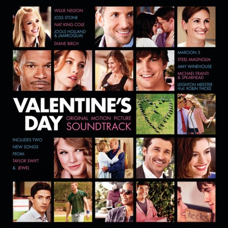 Valentine's Day (Soundtrack) - Cover Art
