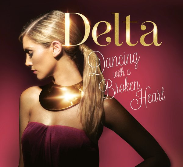 Dancing With A Broken Heart (2012) - Cover Art
