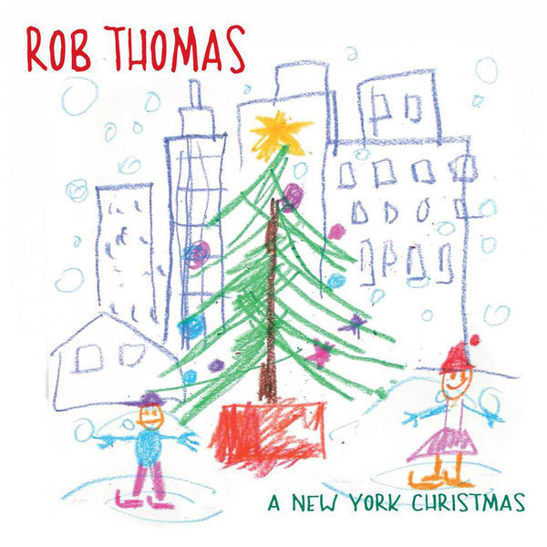 A New York Christmas - Cover Art