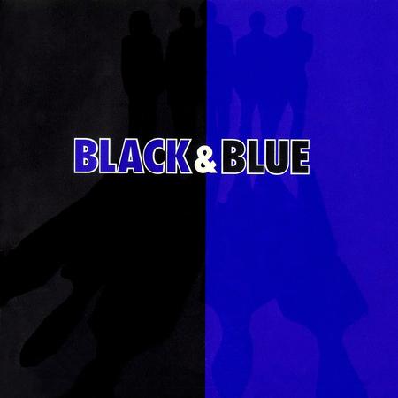 Black & Blue - Cover Art