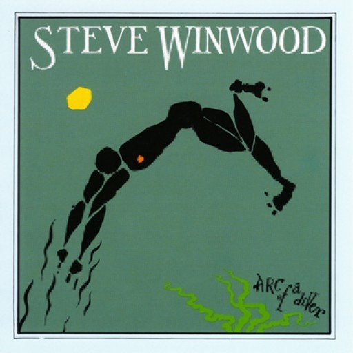 Steve Winwood: Arc of a Diver - Cover Art