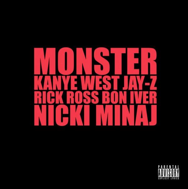 Monster - Cover Art