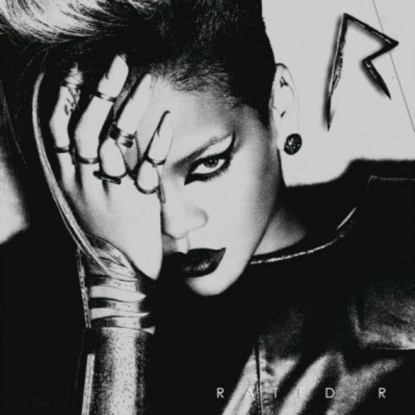 RIHANNA – RATED R - Cover Art
