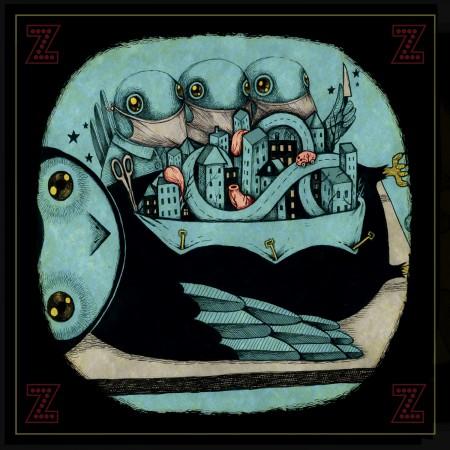 Z - Cover Art
