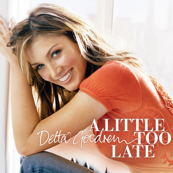 A Little Too Late (2005) - Cover Art