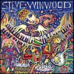 Steve Winwood: About Time - Cover Art