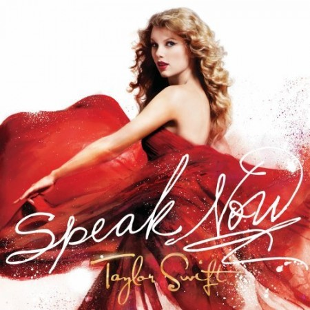 Speak Now - Cover Art