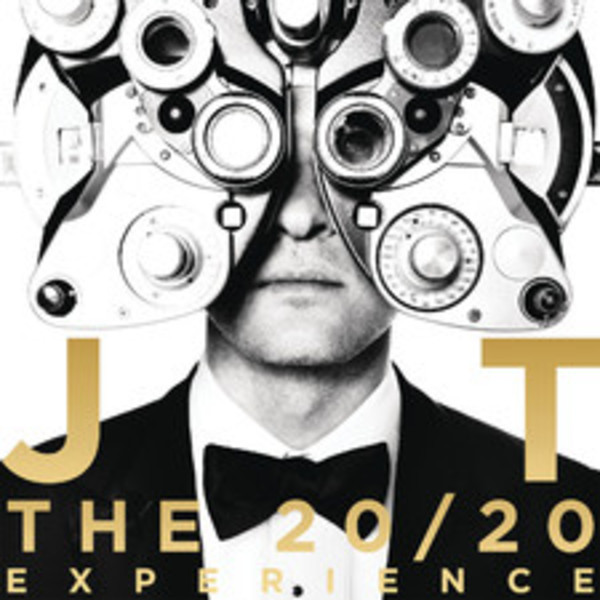 The 20/20 Experience - Cover Art